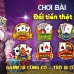 Cùng game đánh bài đổi thẻ chia sẻ niềm vui với bạn bè